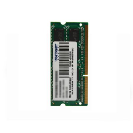 Patriot Signature 4 GB PC3-10600 (1333 MHz) DDR3 SODIMM Notebook Memory