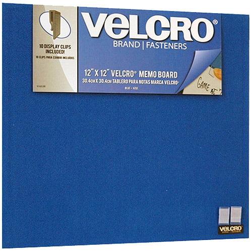 """Velcro 12"""" x 12"""" Memo Board"""