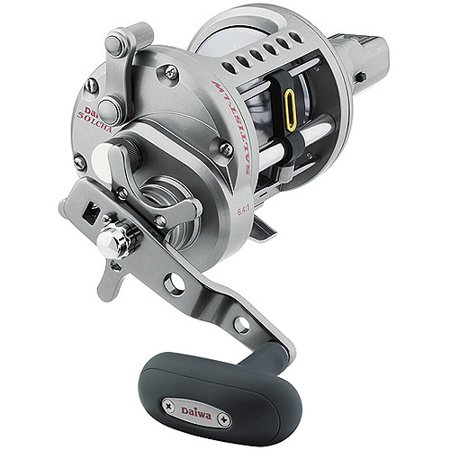 Daiwa Saltist Levelwind 6.4:1 Line Counter Saltwater Right Hand Fishing Reel -
