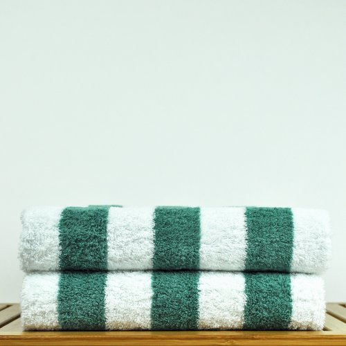 Bare Cotton Luxury 100pct Cotton Beach Towel (Set of 2)