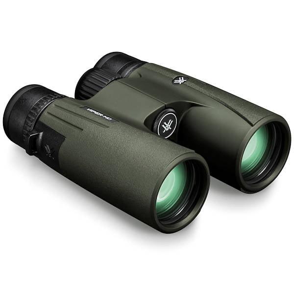 Vortex Optics Viper HD Binoculars, Green - 10x42 - V201