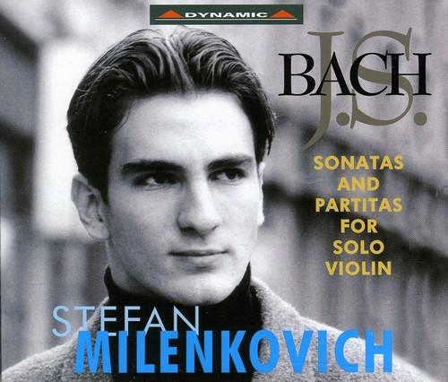 J.S. Bach - J.S. Bach: Sonatas and Partitas for Solo Violin [CD]
