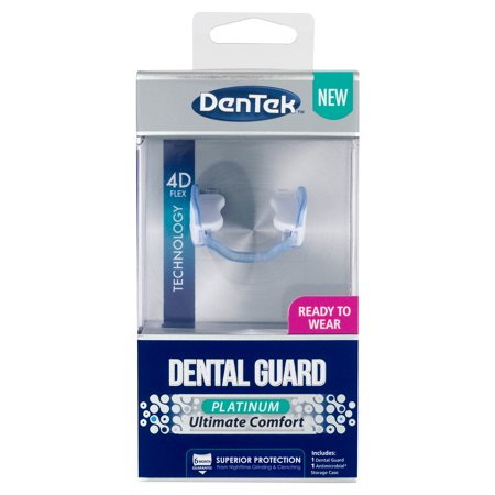 DenTek Platinum Ultimate Dental Guard For Nighttime Teeth