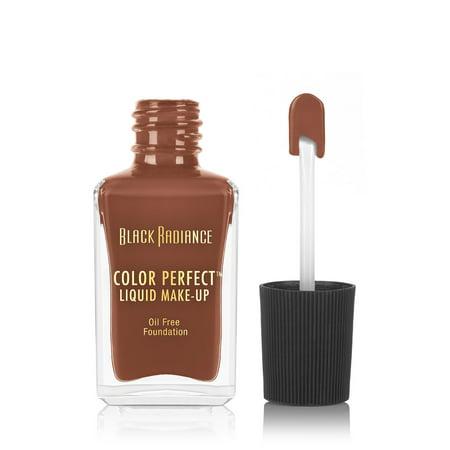 (2 Pack) Black Radiance Color Perfect?? Liquid Make-Up, Espresso