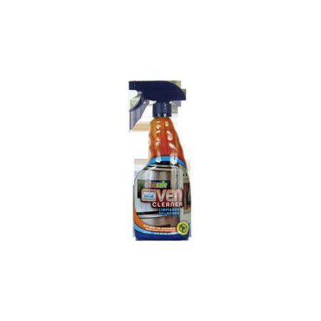 Bryson Industries 830731000358 CITRUSAFE Oven Cleaner - Pack of 3 Is specifically formulated to remove tough baked on stains from all types of cooktops including gas, electric, and glass cooktops, and works equally as well in ovens. Citrusafe does not have all of the nasty chemicals typically associated with oven cleaners. Citrusafe Cooktop & Oven cleaner is biodegradable, non-toxic, non-flammable, non-corrosive and non-caustic. Dimensions: 3.75  W x 2  L x 10  H- SKU: BRYSN008