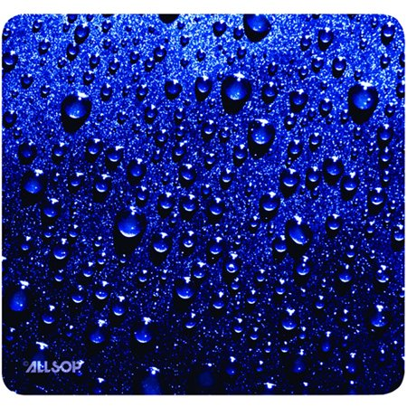 Image of Allsop 30182 Naturesmart Mouse Pad (raindrop)