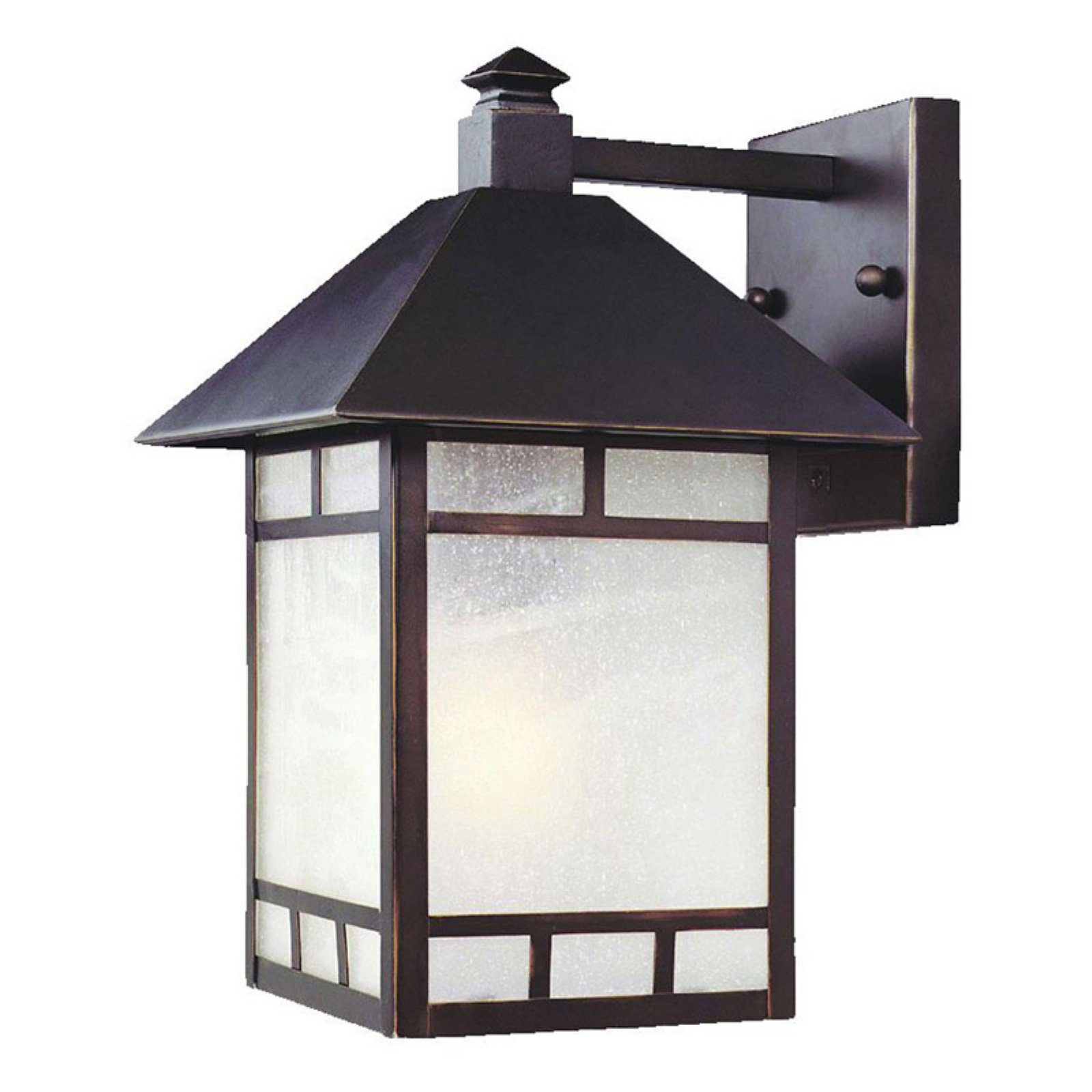 Acclaim Lighting Artisan 8.5 in. Outdoor Wall Mount Light Fixture