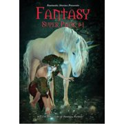 Fantastic Stories Presents: Fantasy Super Pack #1 - eBook