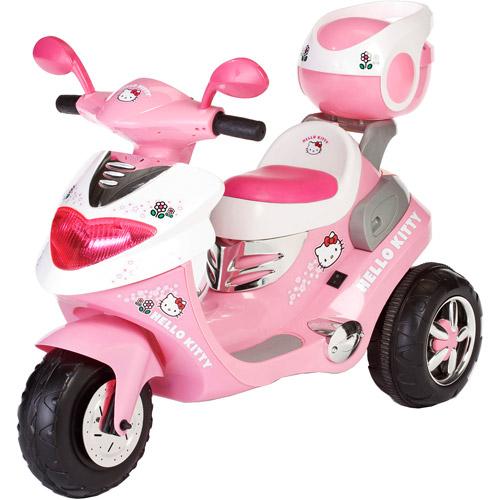 Hello Kitty Scooter Pink Walmart Com