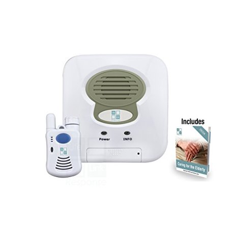 Medical alert system for home emergency no monthly fees water medical alert system for home emergency no monthly fees water resistant wireless 2 way mozeypictures Choice Image