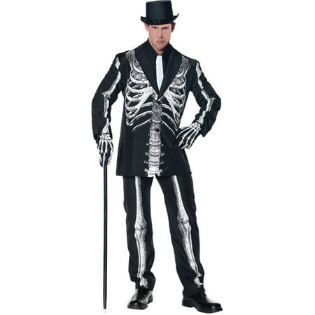 Bone Daddy Adult Halloween Costume - Sugar Daddy Costume