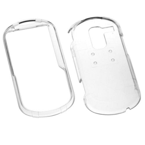 Insten Clear Hard Case For Samsung M570 Restore R570 Messager III R580 M575 R455C