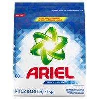 Ariel Original, Powder Laundry Detergent, 141 Oz, 88 loads