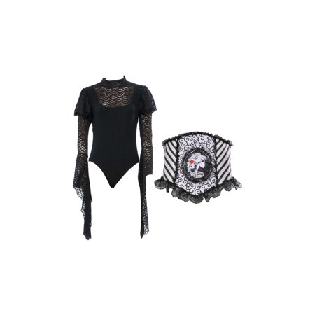 Womens Skeleton Costume Kit