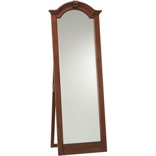 Cooper Classics Traditional Cheval Mirror by Cooper Classics