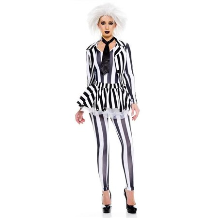 Music Legs 70902-XS 5 Piece Grave Beetle Ghost Costume, Extra Small](Beetle Costume)