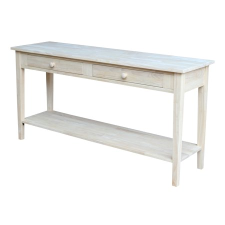 International Concepts Spencer Console, Server Table, Extended Length ()
