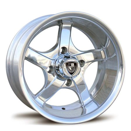 - KMC-XD Wheels FA-137-P XDWFA-137-P FA137 RALLYE 12X6.5 HAND POLISHED -20MM