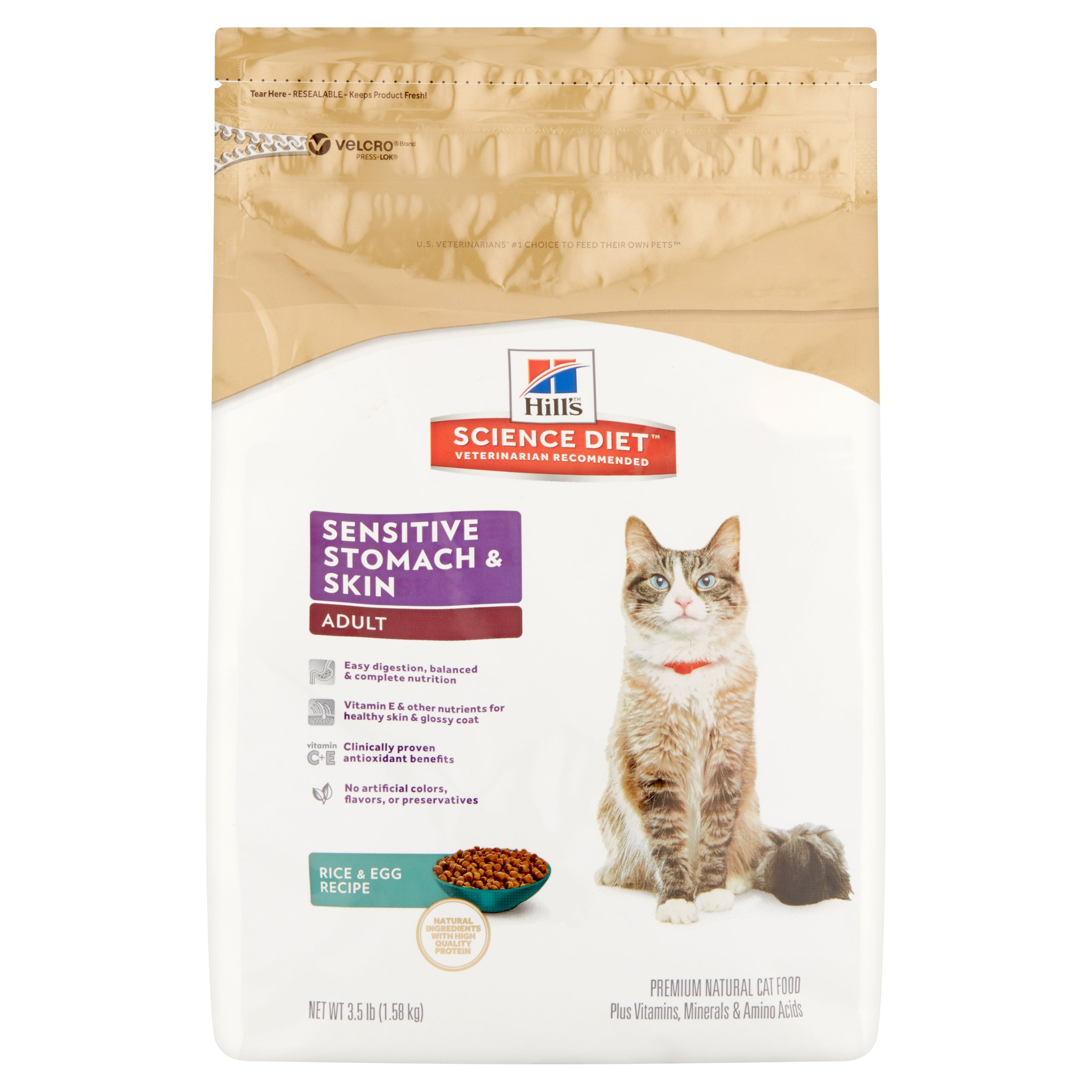 Hill S Science Diet Sensitive Stomach Cat Food Reviews