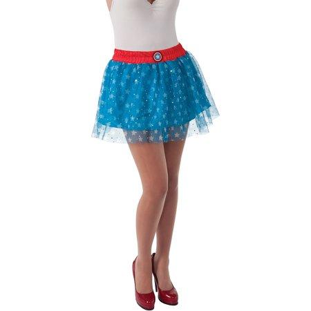 American Dream Tutu Skirt Adult Halloween - Dream Halloween
