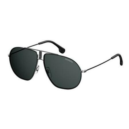 Carrera Bound/S Sunglasses 0TI7 62 Ruthenium Black Matte (Lila Carrera Sonnenbrillen)