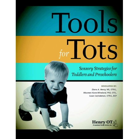 Henry OT Tools for Tots: Sensory Strategies for Toddlers and Preschoolers Book - Popular Halloween Books For Preschoolers