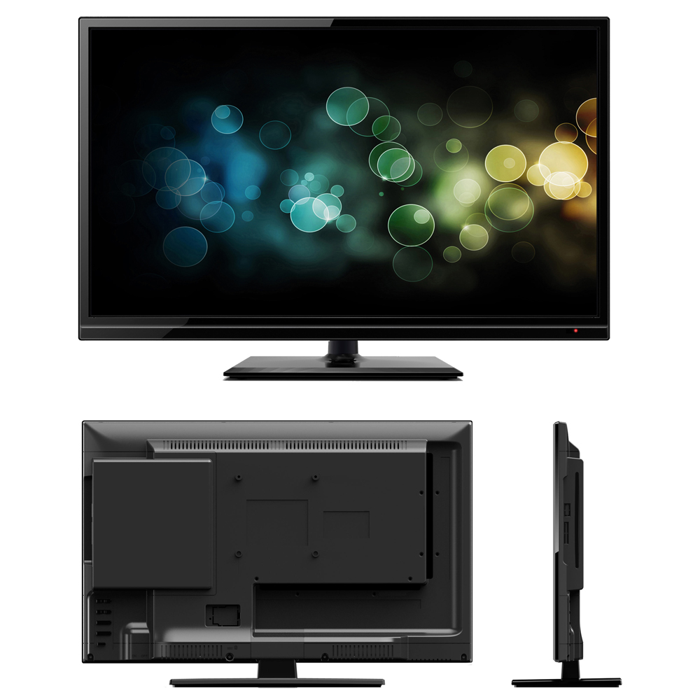 Majestic 21.5 ULTRA SLIM HD LED TV WITH DVD PLAYER 12V