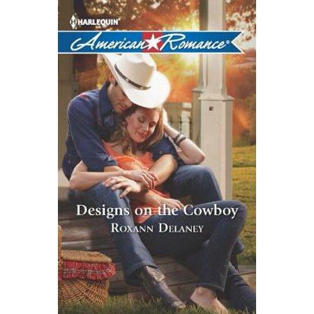 Designs on the Cowboy - eBook
