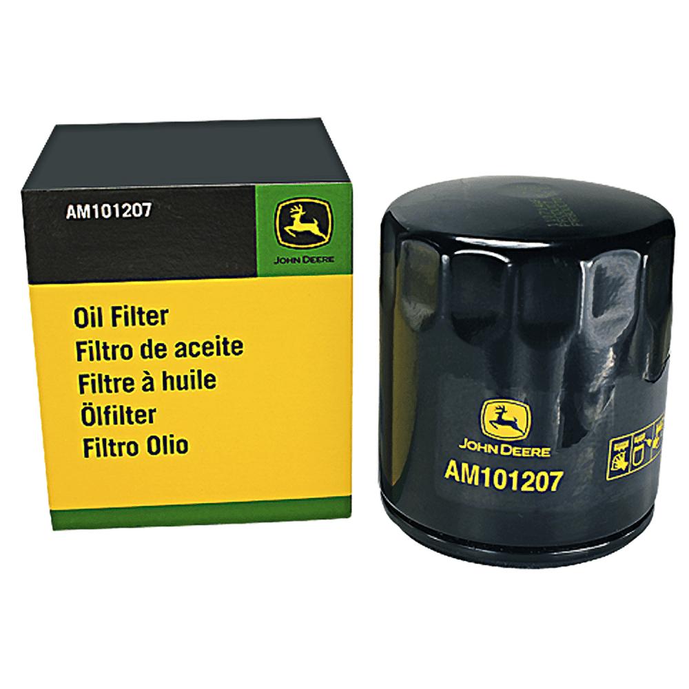 John Deere Original Equipment Oil Filter #AM131054