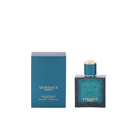 1.7 Ounce Life - Versace Eros Eau de Toilette Spray for Men, 1.7 Ounce