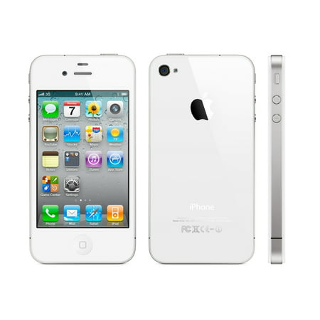 iPhone 4s 32GB White (Unlocked) Refurbished A+](iphone 4s 32gb white)