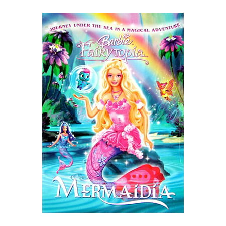 Barbie Fairytopia: Mermaidia (Widescreen) (Barbie Mermaidia)