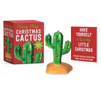 Rp Minis: Teeny-Tiny Christmas Cactus : It Lights Up! (Paperback)