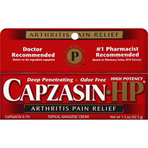 Capzasin High Potency Arthritis Pain Relief, 1.5 OZ
