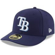 Tampa Bay Rays New Era Game Authentic Collection On-Field Low Profile 59FIFTY Fitted Hat - Navy
