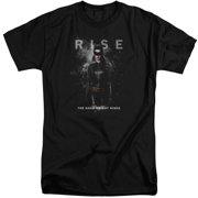 Dark Knight Rises Catwoman Rise Mens Big and Tall Shirt
