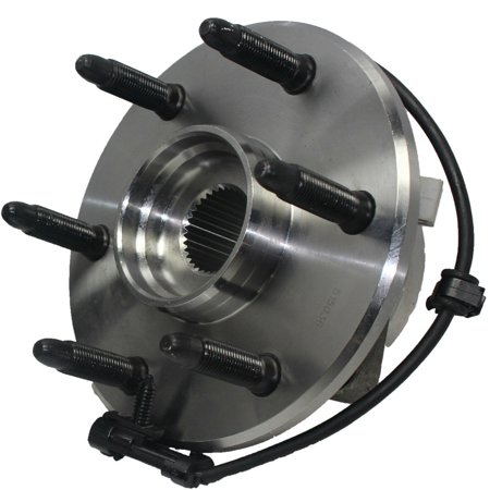 US Complete Front Wheel Hub and practical Bearing Assembly For GMC Chevy Truck 4x4 6 Lug ()