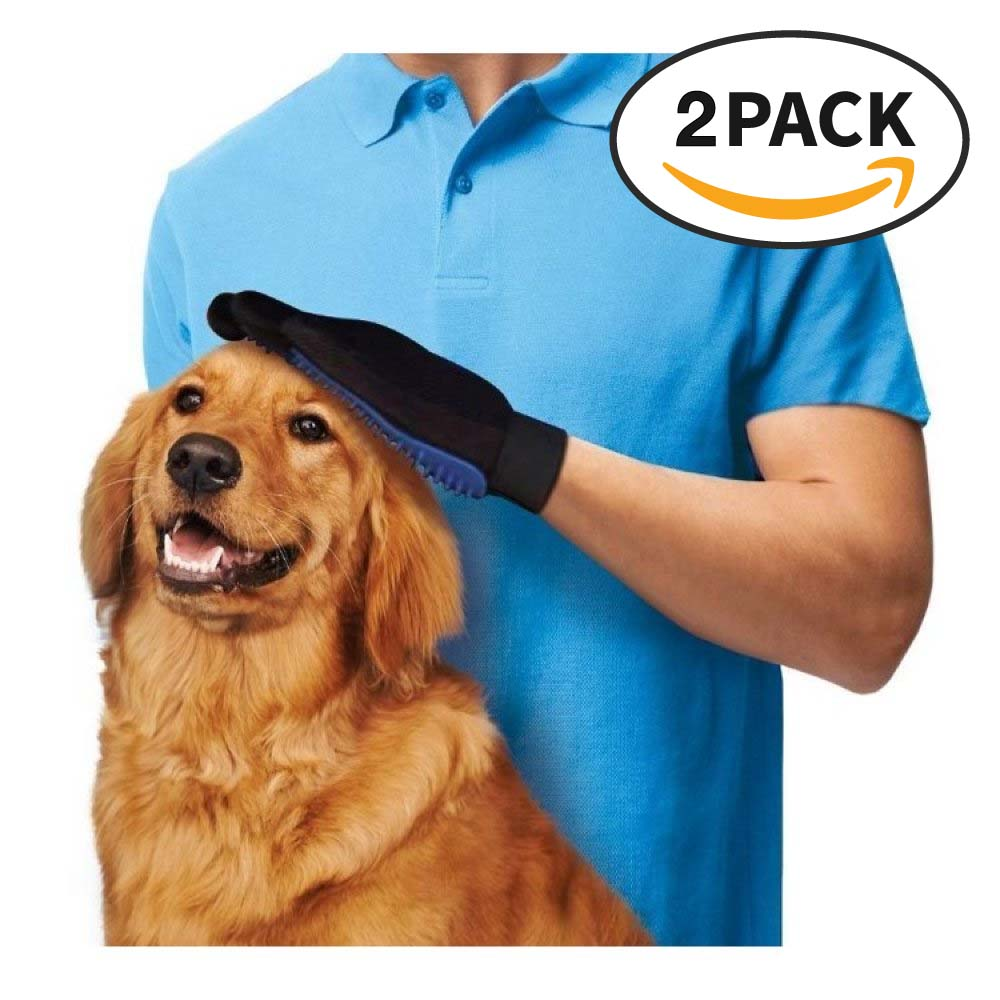 Eutuxia Pet Grooming Tools Brush Or Glove Hair Remover For Dogs