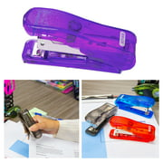 1 BAZIC Stapler 500ct Refill Staples Handheld Paper Office Desktop Standard
