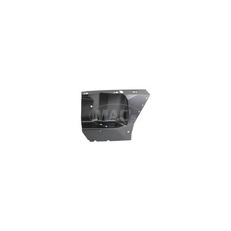 MACs Auto Parts  44-43139 - Mustang Fender Apron Front Section, Right