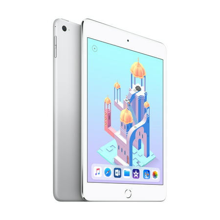 - Apple iPad mini 4 Wi-Fi 128GB Silver