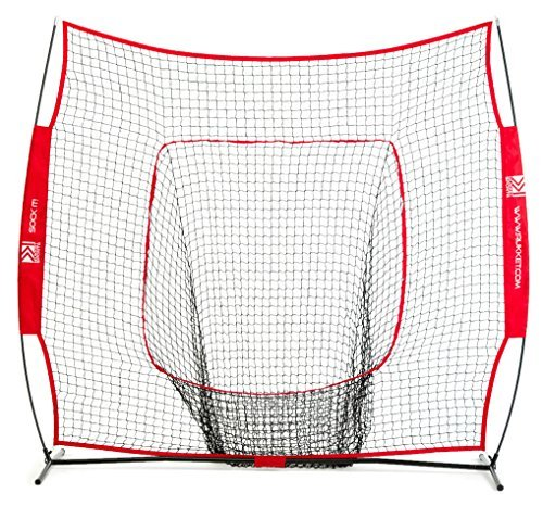 Rukket Sports 7 x 7 Baseball & Softball Practice Net with...
