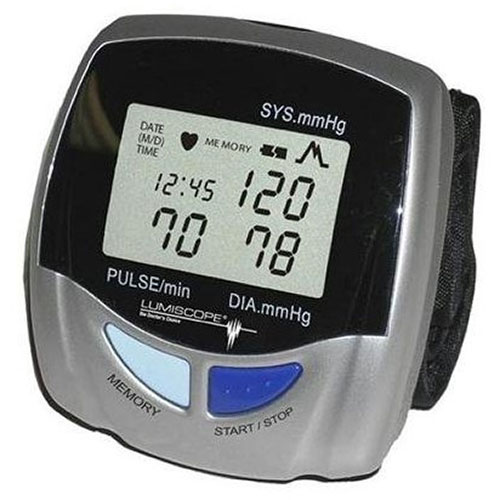 Digital Auto Wrist BP Monitor