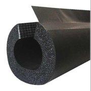 BRISKHEAT Pipe Insulation,3 in. ID,6 ft. L,Black INSUL312