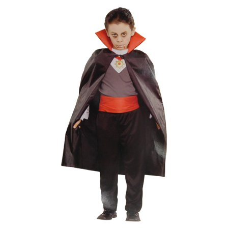 Dents De Vampire Halloween (Boys Classic Vampire Count Dracula Halloween)