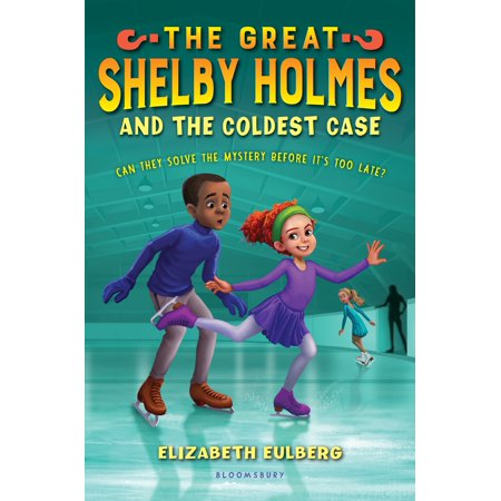 Pattern Hardcover Case - The Great Shelby Holmes and the Coldest Case (Hardcover)