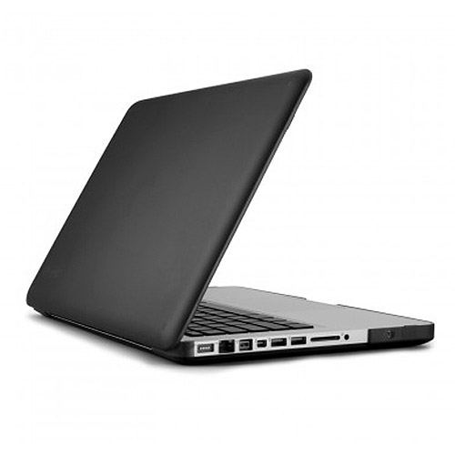 "SeeThru Satin for MacBook Pro 13"" Aluminum  Black"