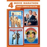 4-Movie Marathon: Comedy Favorites by Universal Studios Home Video