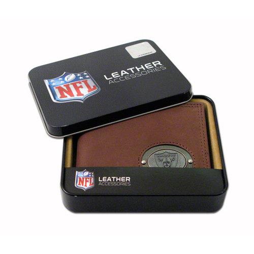 NFL - Oakland Raiders Medallion Bifold Wallet