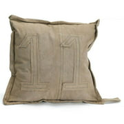 Gypsy Pillow in Vintage Tent Canvas
